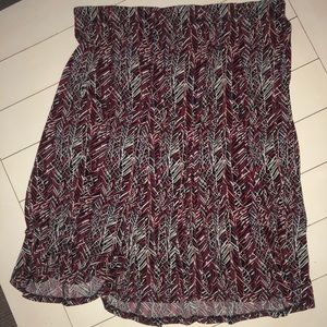 CJ Banks dress skirt